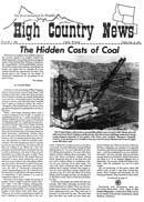 HCN Cover Costs of Coal Feb 1974