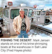 The great salt lake mystery high country news for Salt lake city fishing