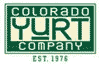 Colorado Yurts logo