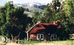 Four-night stay at Bench Ranch