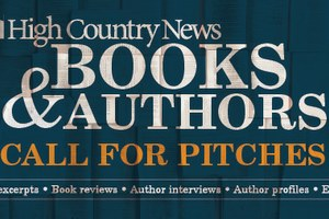 Call for pitches: Books & Authors special issue 2019