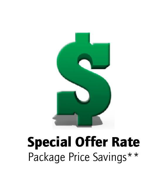 Ad Package Graphics-Dollar