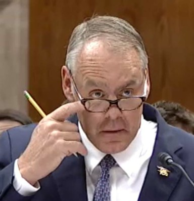 Zinke: Trump is 'greatest boss in the world'