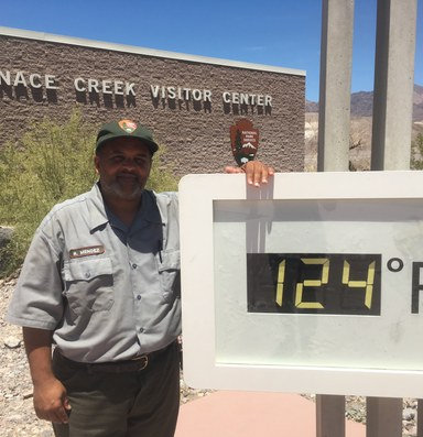 Death Valley just had its hottest month on record