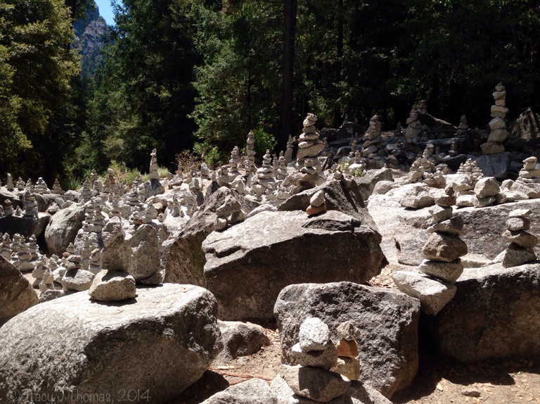 Stop the rock-stacking — High Country News