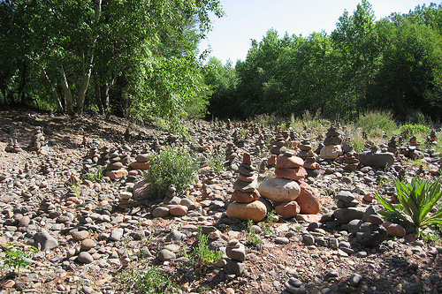 Stop The Rock Stacking High Country