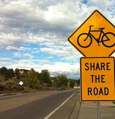 A cyclist's plea to motorists