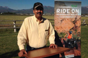A Latino sportsman talks with the BLM's Utah director