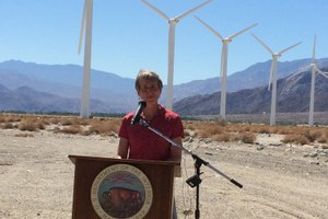 A plan for California desert conservation comes online