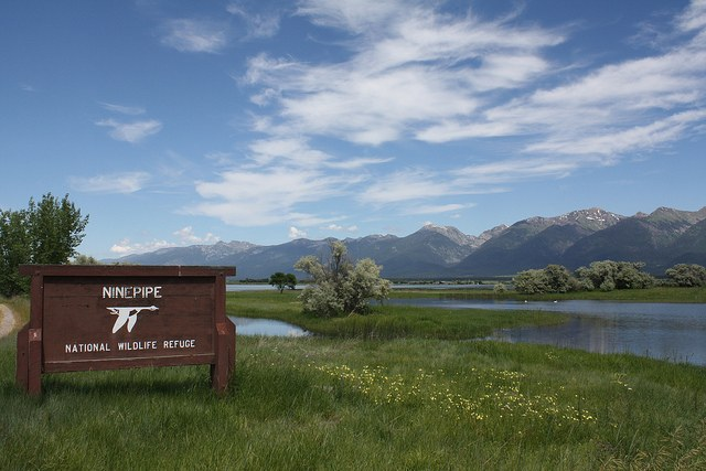 Tribal water compact moving through Montana legislature — High