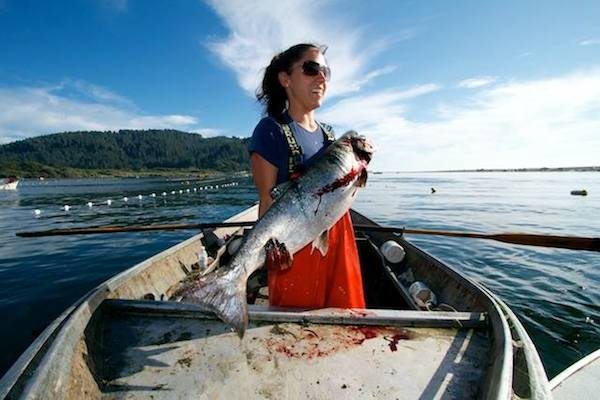 A new film tells the story of the klamath river agreements for Public fishing near me