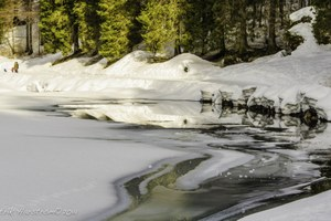 Snowpack is melting fast, despite April storms