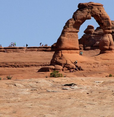 National parks scramble to keep up with the crowds