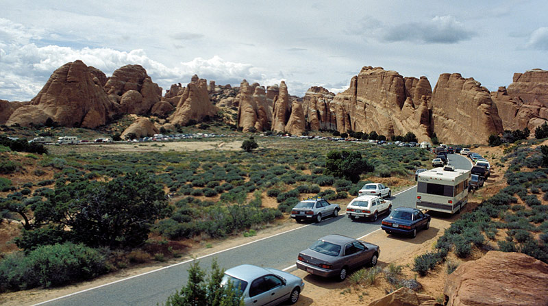 National Parks Scramble To Keep Up With The Crowds High