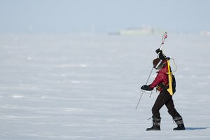Arctic off-shore drilling hits home in Barrow, Alaska