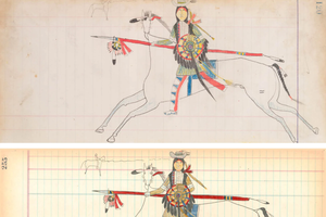 How suspected fake Indigenous art wound up in a Wyoming museum