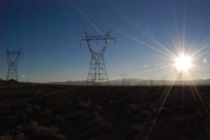 Will a bigger energy grid make way for renewables?