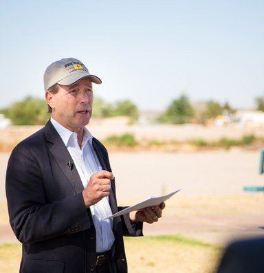 Tom Udall tries to fix the nation's toxic chemicals law