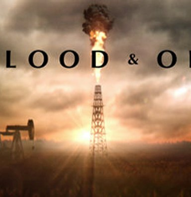 Two oil-boom soap operas, then and now