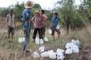 Border Patrol arrests migrants seeking humanitarian aid
