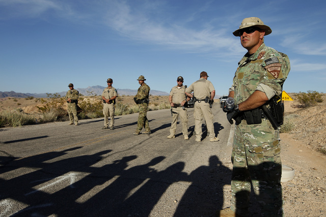 The BLM has armed up since 1978, but it\'s still outgunned — High ...