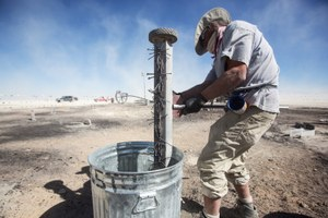 Photos: How to remove the traces of Burning Man