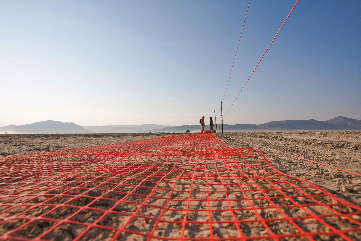 photos  how to remove the traces of burning man  u2014 high