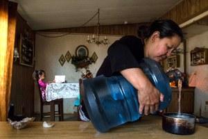 How the California drought exacerbates water contamination