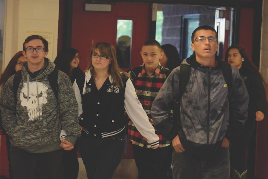 Memorial high schoolers peace like a river essay?