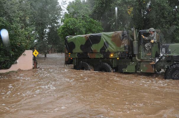 Colorado floods