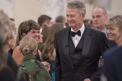 Idaho's new governor: 'Climate change is real'