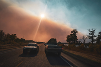 Wildfires may have unexpected climate impacts
