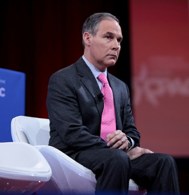 8 ways Scott Pruitt suppressed science before he resigned