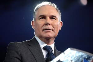 A legal defense fund for Pruitt compounds ethics concerns