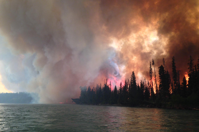 Climate change is already scary in Alaska