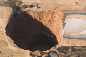 New Mexico's oil fields have a sinkhole problem