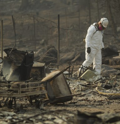 FEMA spent billions fighting California wildfires. Now, it wants victims to pay it back.