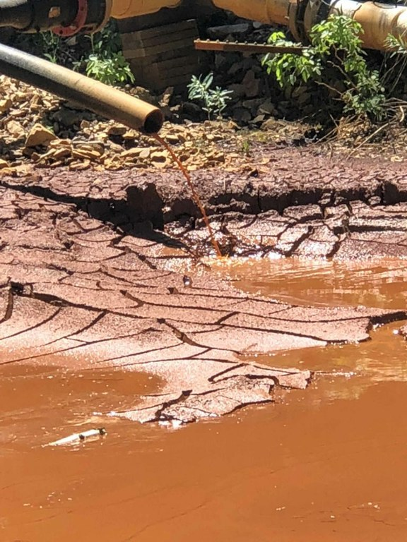 Mining companies pollute waterways  Citizens pay  — High Country News