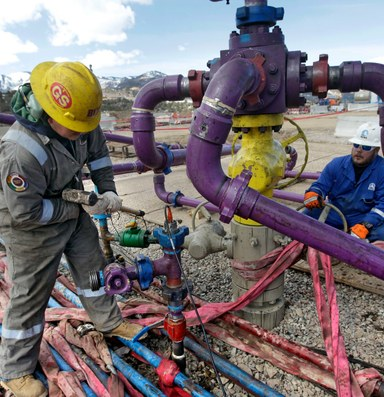No relief from fracking industry on Colorado's Front Range