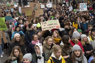 The climate change generation wants to be heard