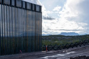 Trump's border wall threatens fish species