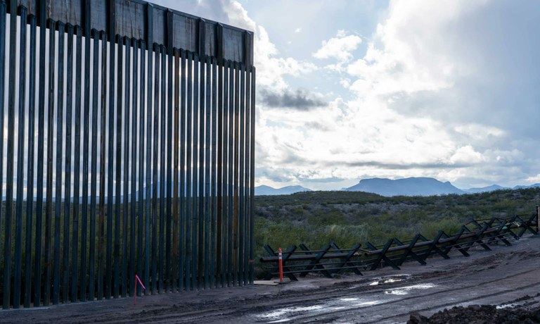 Trump's border wall threatens fish species — High Country News – Know the West - High Country News