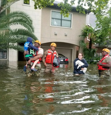 Texas hurricane exposes flaws in flood protections