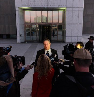 Defendants ordered released as Bundy trial continues
