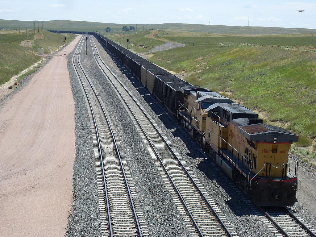 Coal downturn hits railroads hard — High Country News