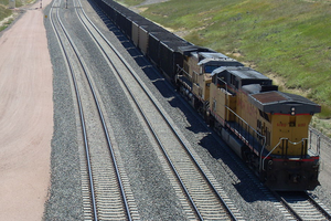 Coal downturn hits railroads hard