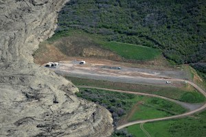 Massive Colorado mudslide nearly clobbered gas wells