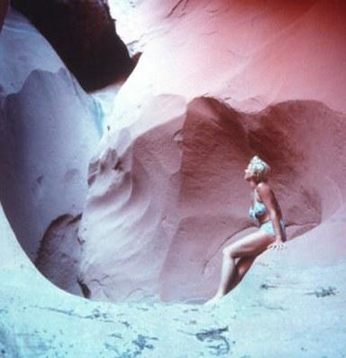 Memories of the 'goddess of Glen Canyon'