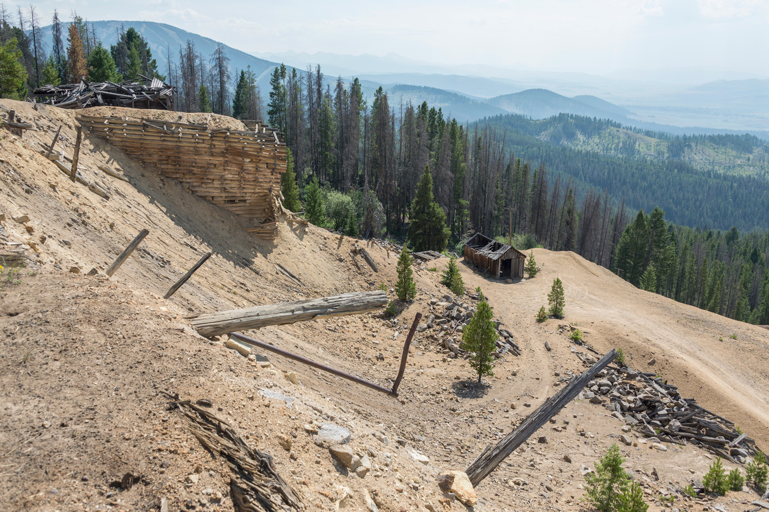 Old mines still plague Montana's Clark Fork — High Country News