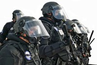 Rural cops get militarized